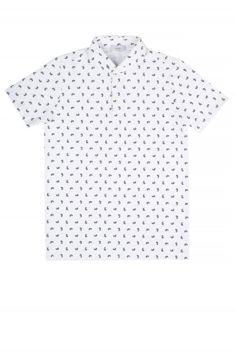 Print White Polo Polo.Fantasia.1