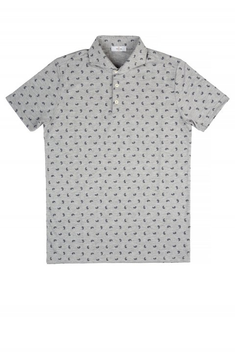 Print Grey Polo Polo.Fantasia.3