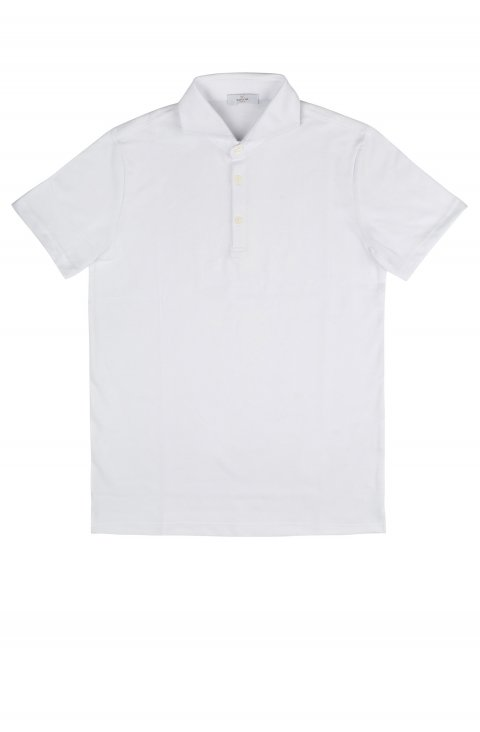Plain White Polo Polo.Oxford.1