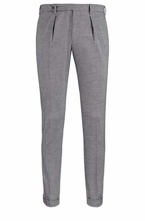 Plain Grey Trousers Mb15001.37912.900