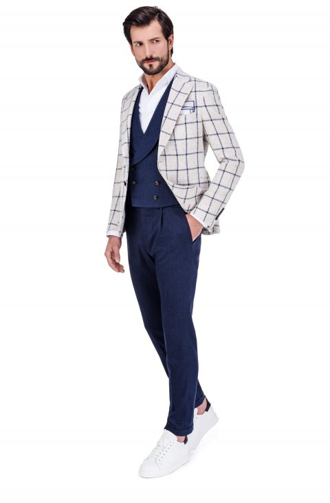 Men\'s Jackets & Blazers - Designer italian suits for business and ...