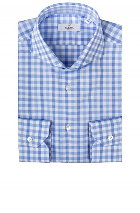 Check Blue Shirt Lt.1646122.3