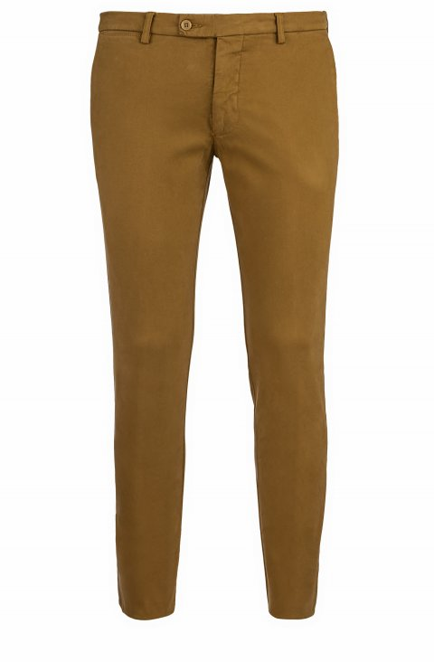 Plain Brown Trousers Ts.9025.Can