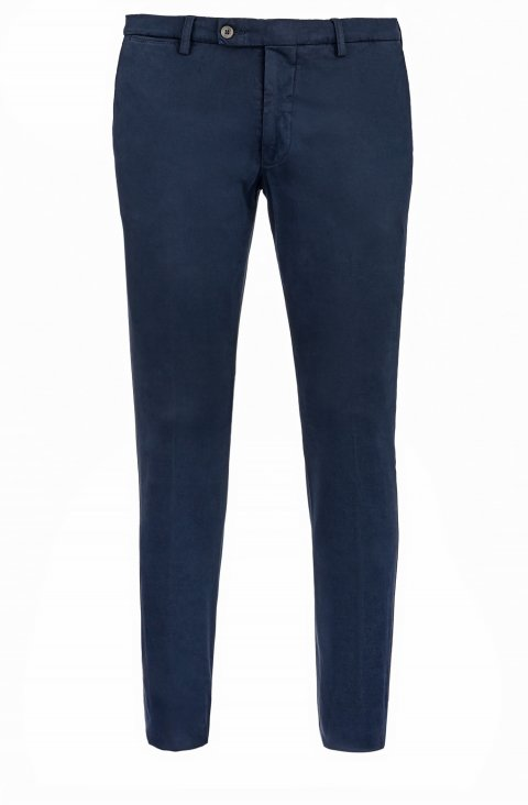 Plain Blue Trousers Ts.9025.Nav