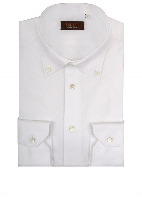 Plain White Shirt Cl.W010.101