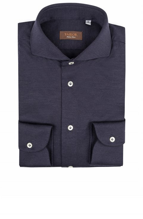 Plain Blue Shirt Tm.3403762.100