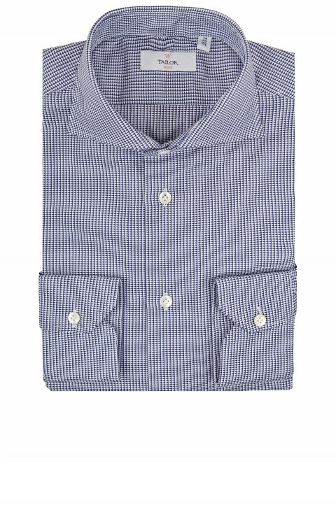 Plain Blue Shirt Mo.155.40