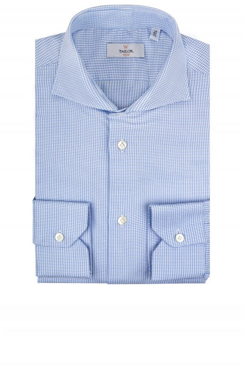 Plain Blue Shirt Mo.155.2