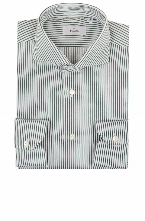 Stripe Green Shirt Ac.10589.9400