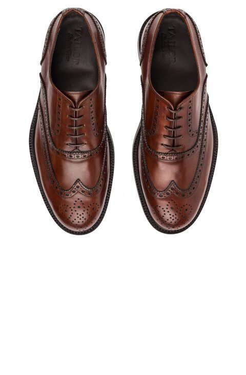 Oxford Brown Shoes 1627.Tam.Br