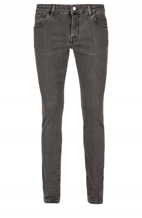 Plain Grey Trousers A19.942.455