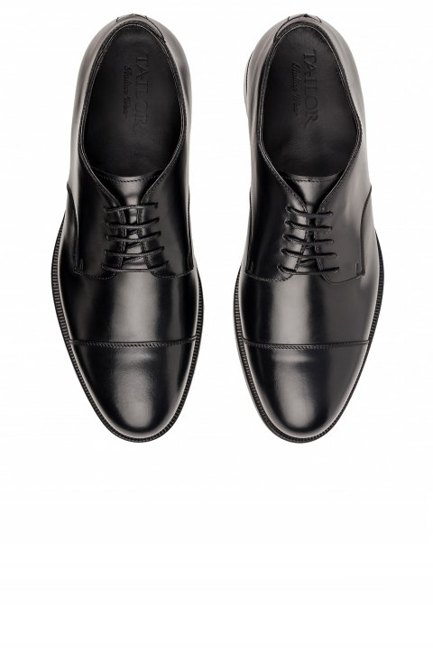 Derby Black Shoes 3119.Cor.Bl