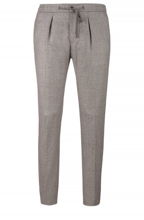 Plain Grey Trousers Vb533.101.272