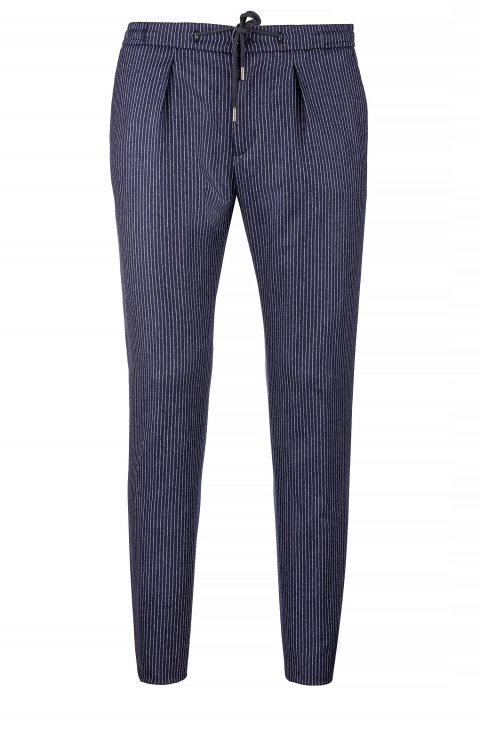 Stripe Blue Trousers Vb499.320.5