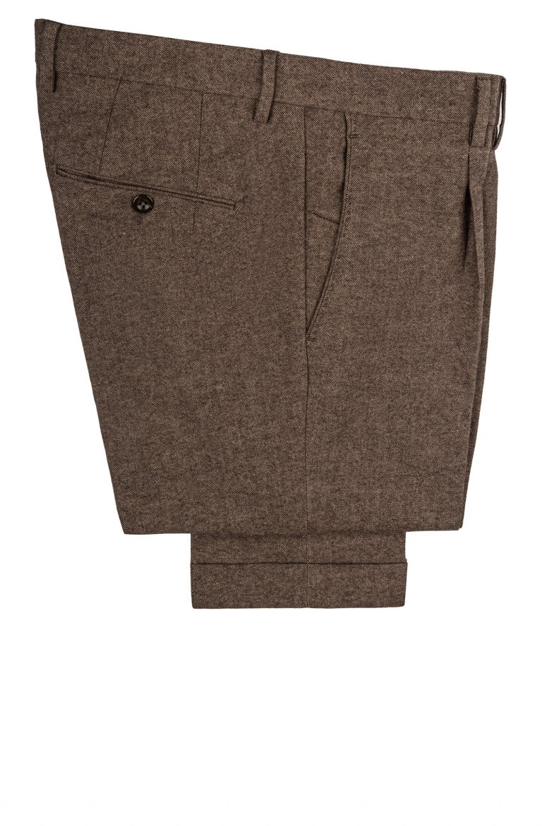 Plain Brown Trousers Lr.55010.3363