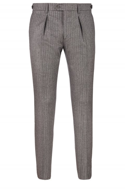 Stripe Grey Trousers Vb499.575.9