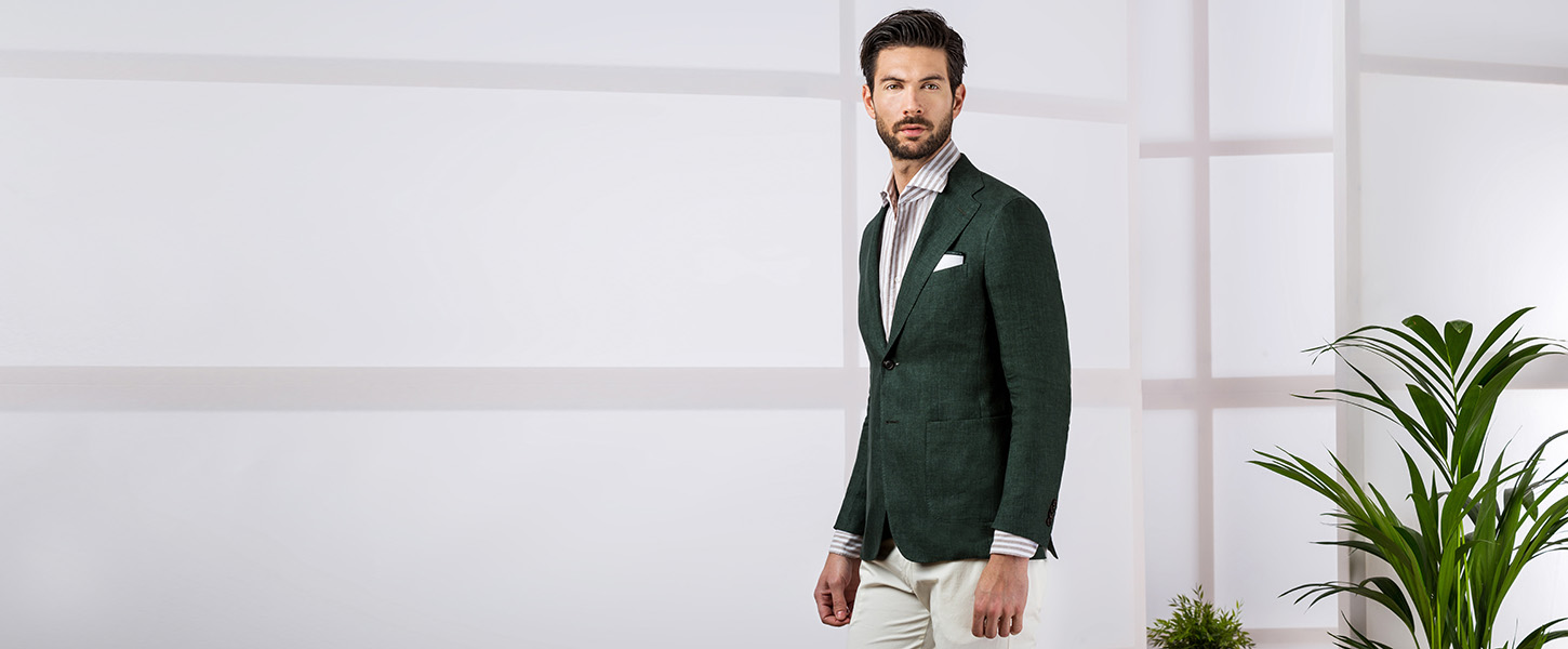 14fc65c03e69 Tailor made clothing for men. Suits   jackets - TAILOR Italian Wear