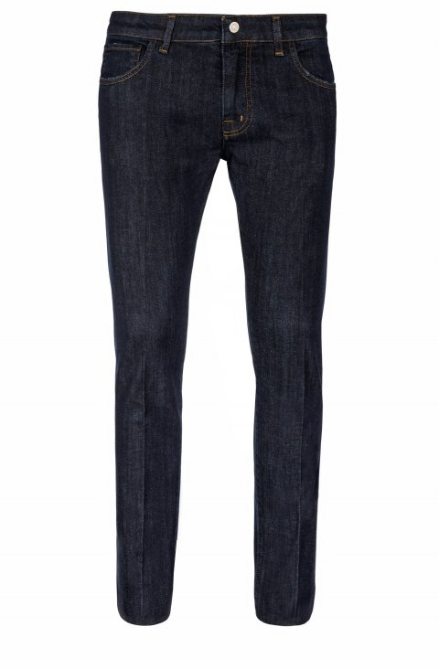 Plain Blue Trousers Α19.744.442