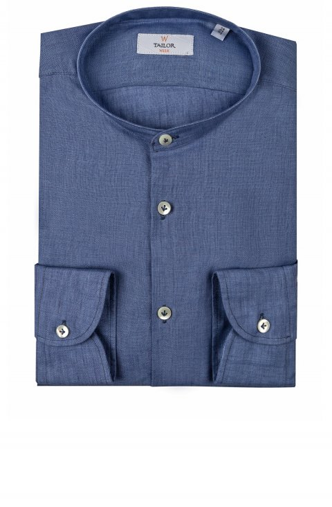 Plain Blue Shirt Ac.01.9701