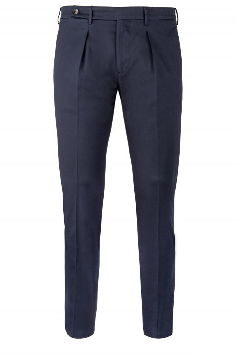 Plain Blue Trousers Ts.Don.5972