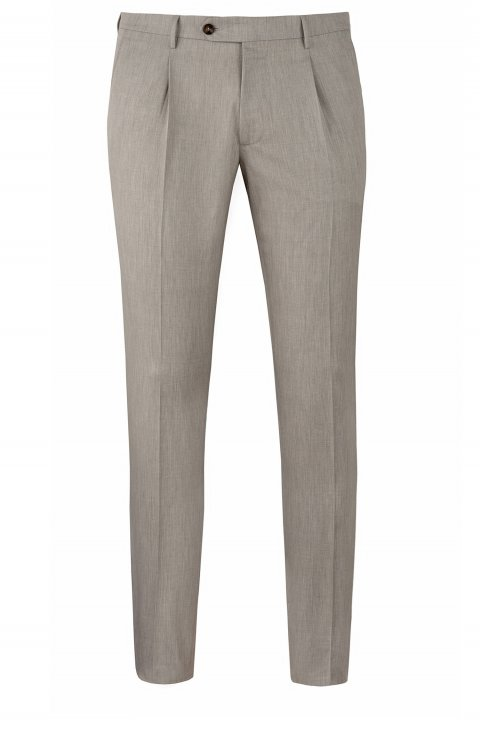 Plain Grey Trousers Mz.39392.80