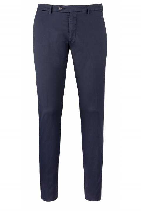 Plain Blue Trousers Ts5027.1.Nav