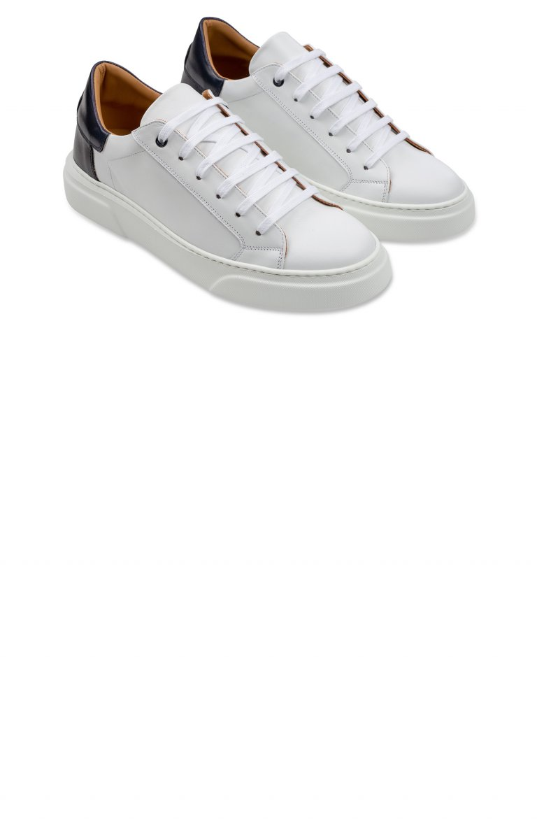 Plain White Shoes Portofino.1.Wh