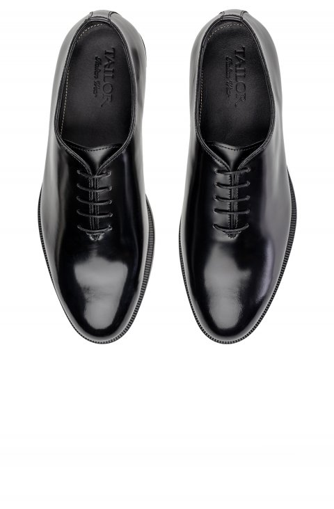 Wholecut Black Shoes 3118.Fw.Ner