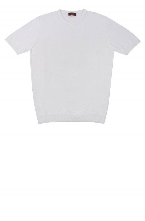 Plain White T-Shirt Tai.1.Bnc