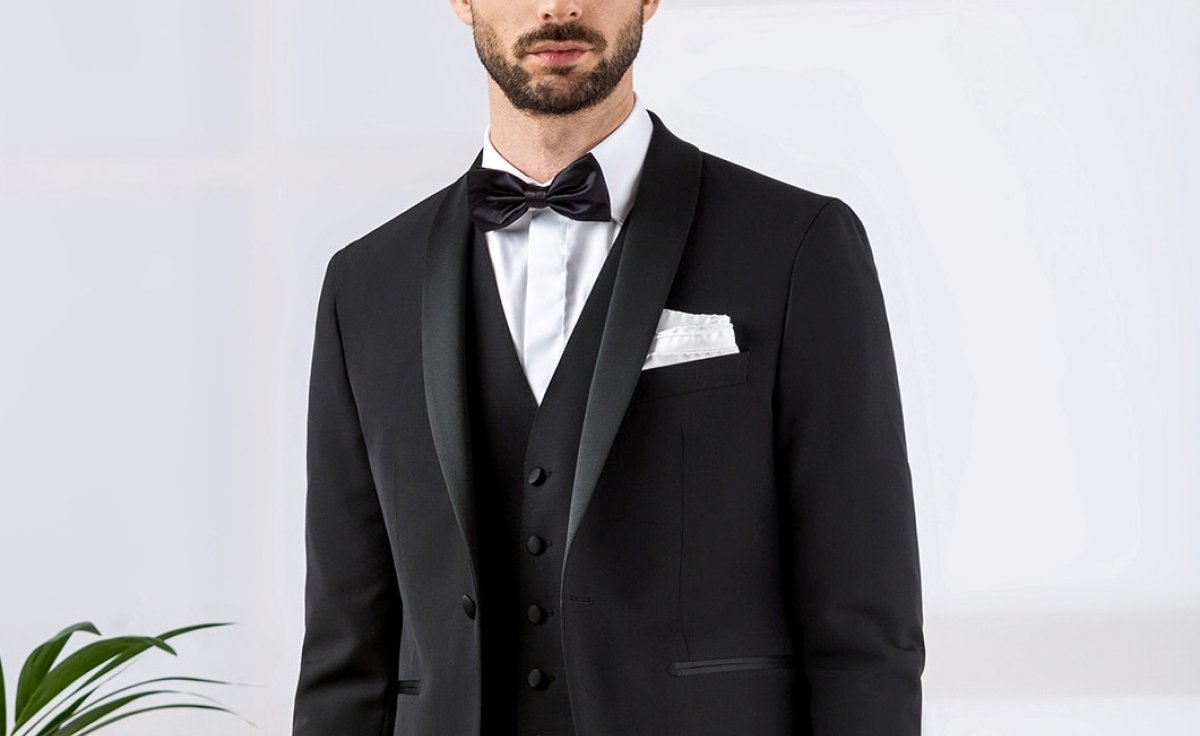 Men's Tuxedo: Guide for a complete Look
