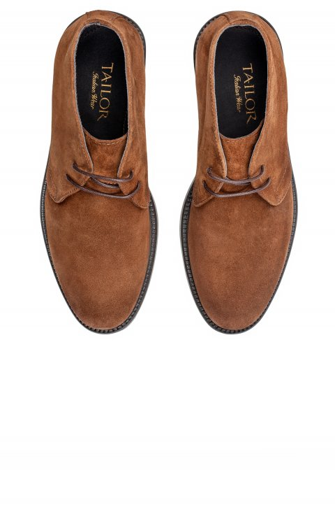 Derby Brown Boots Scm1710.1.Sienna
