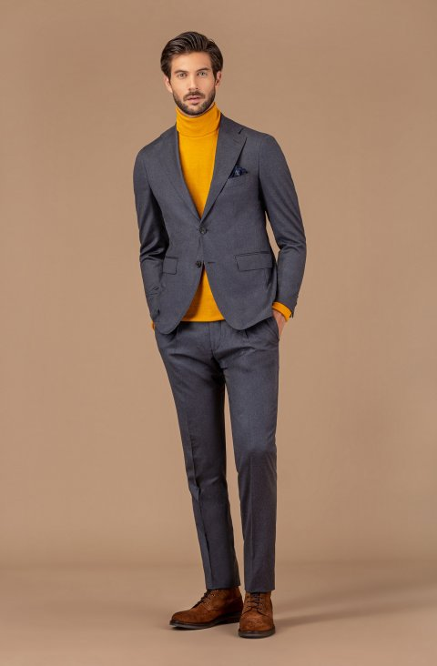 Plain Grey Suit Rsbl37.1.3