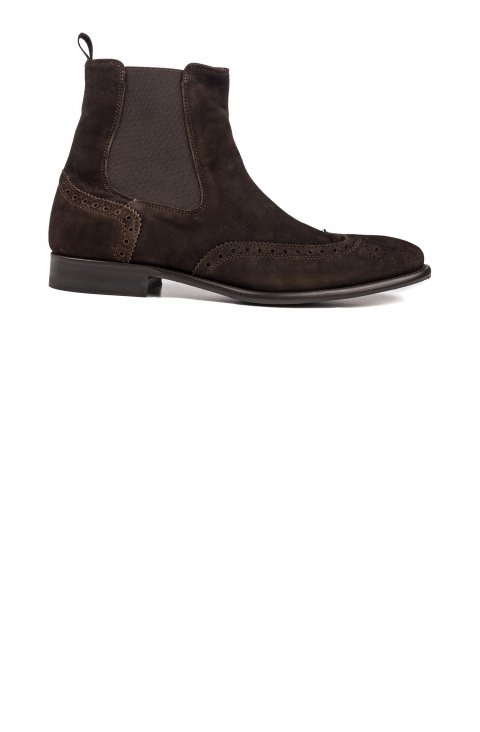 Chelsea Boot Brown Shoes 3402.1.Br