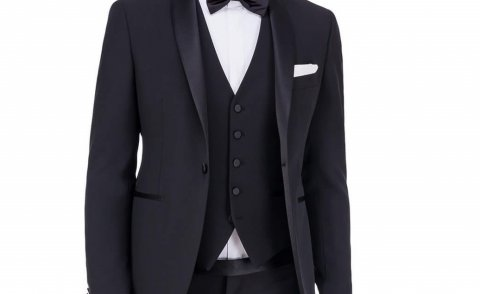 The Complete Tuxedo guide: Differences between Suit & Tuxedo