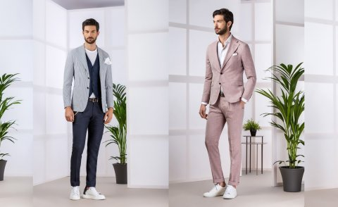 Men's fashion Summer 2020: The collection