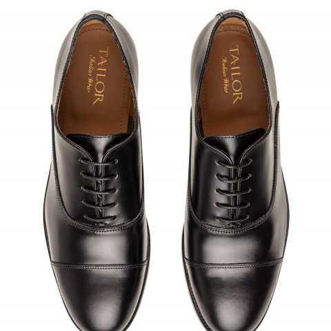 Oxford Black Shoes 1112.Oxford.Black