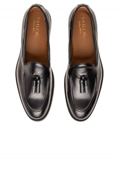 Loafer Black Shoes 1465.Loafer.Black