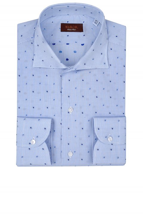Fil Coupe Blue Shirt Cfialjasmin.472.10