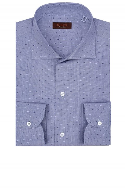 Fil Coupe Blue Shirt Cfialparker.762.10