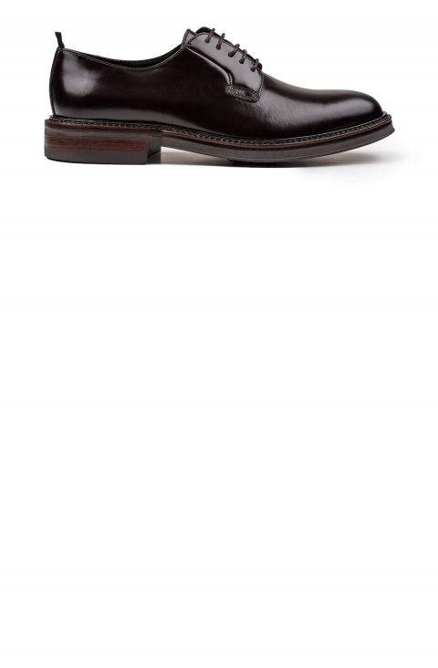 Derby Brown Shoes 111373Ve.1.350
