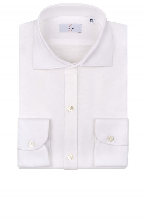Plain White Shirt Cfitspeme.500.800
