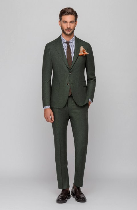 Plain Green Suit Vsian023.1.74