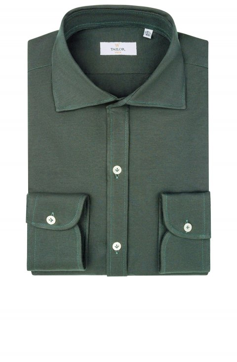 Plain Green Shirt Cfitspeme.500.236