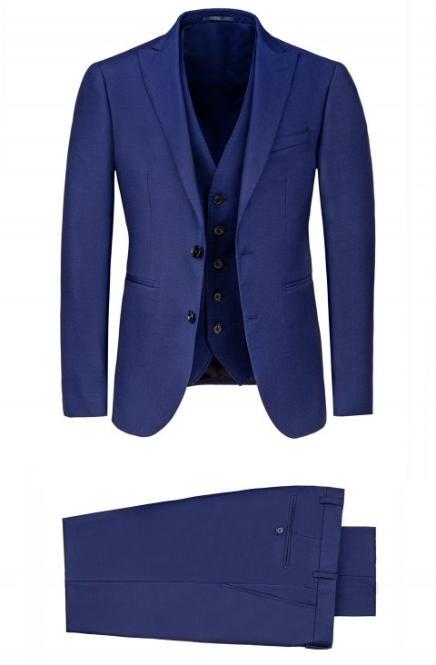 Plain Blue Suit Brsva58.1.1
