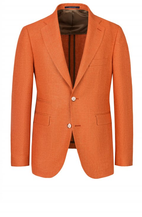 Men's Orange Jacket Vjic63.1.4