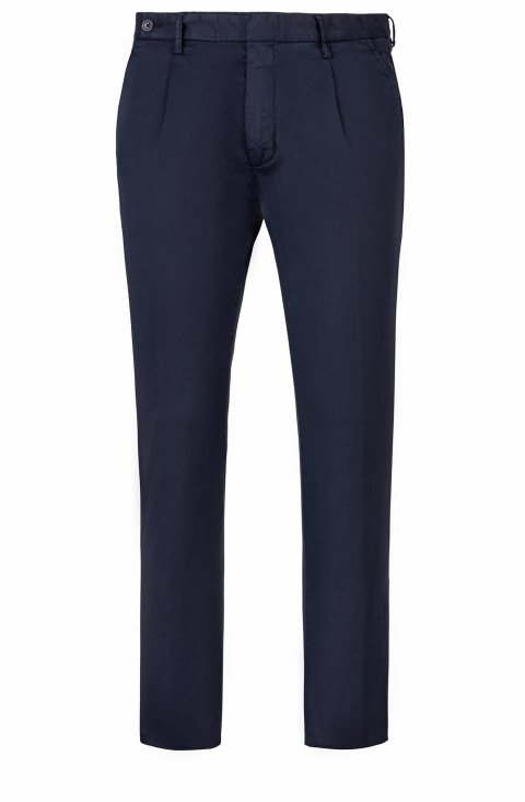Men's Blue Trousers Silvpts58.1.66