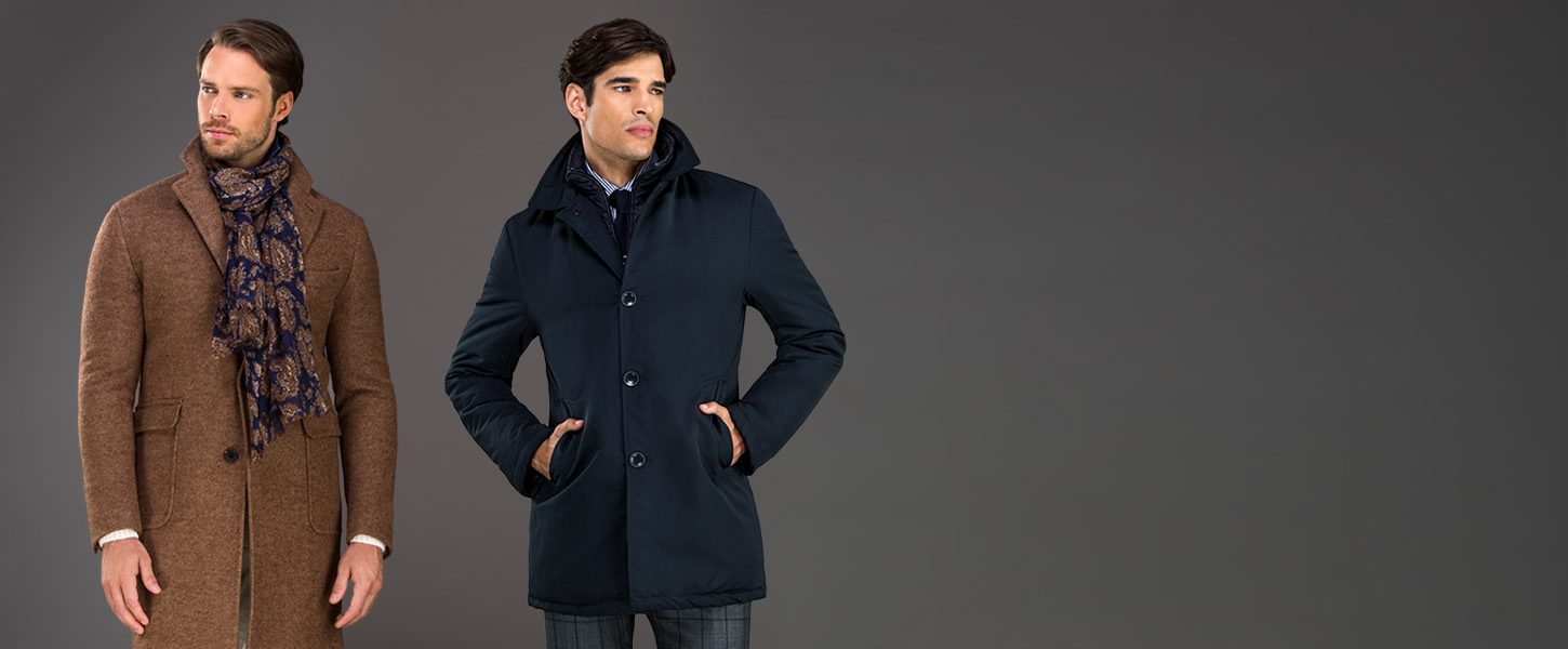 COATS & JACKETS : DISCOVER THE COLLECTION