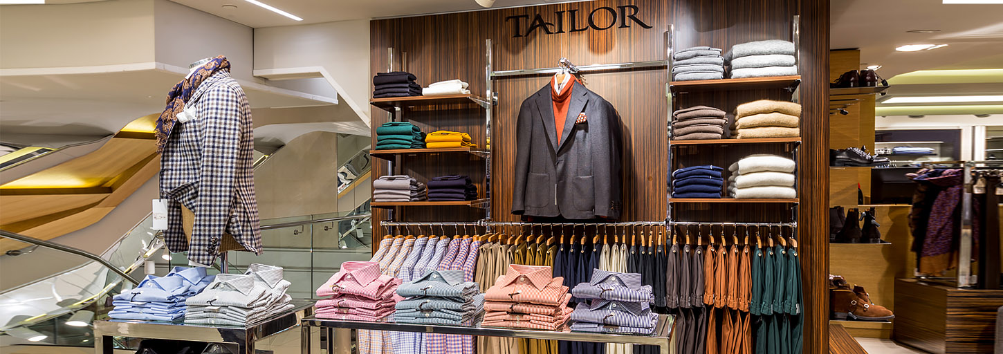 TAILOR IN ATTICA: FURTHER EXPANSION